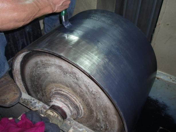 Pulley Rubber Lagging Malaysia