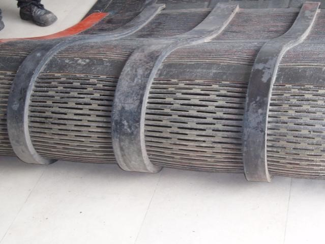 rubber vibration screen